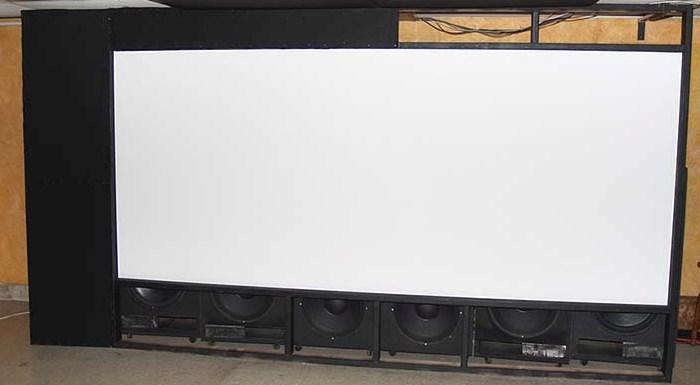 Seymour AV | Fixed DIY Center Stage Screens