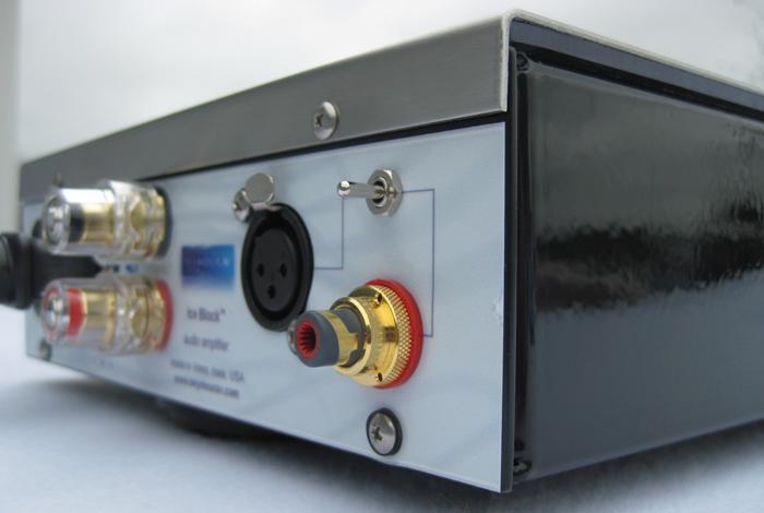 Seymour AV | Ice Block Amplifiers